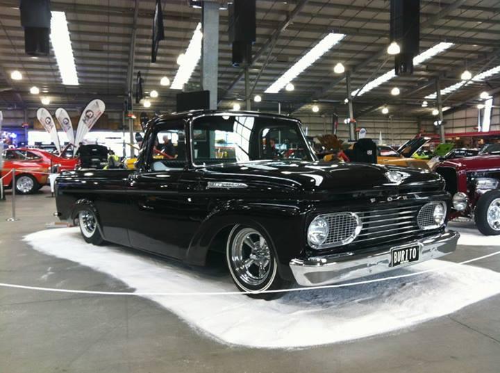 Ford Pick up 1958 - 1966 custom & mild custom 10522710