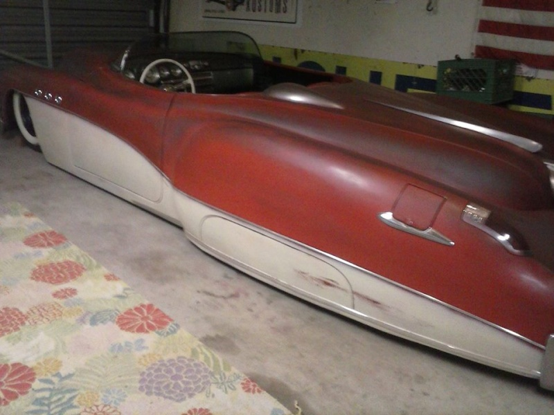 1949 Buick Roadster - Kent Kozera -  10524312