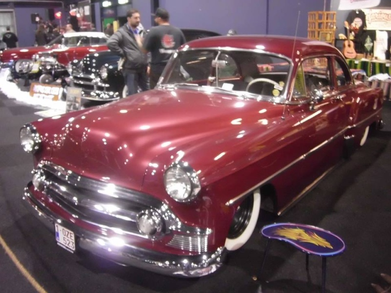 Chevy 1953 - 1954 custom & mild custom galerie - Page 8 10525711
