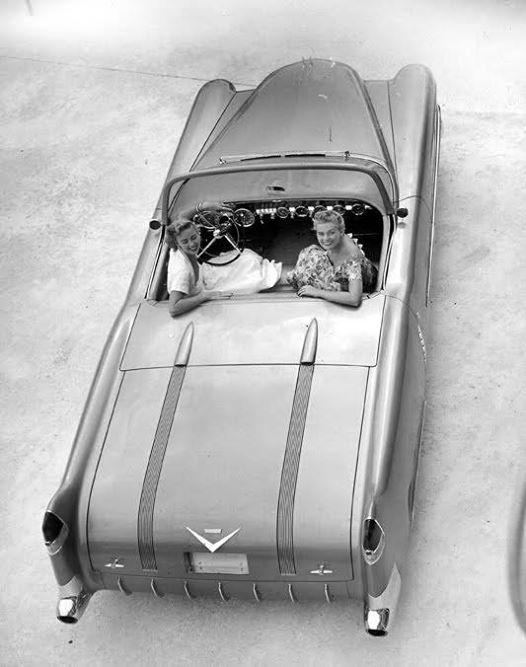 1953 Cadillac Le Mans concept. 10525810