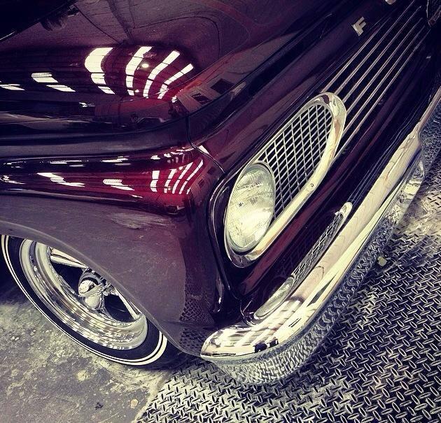 Ford Pick up 1958 - 1966 custom & mild custom 10527413