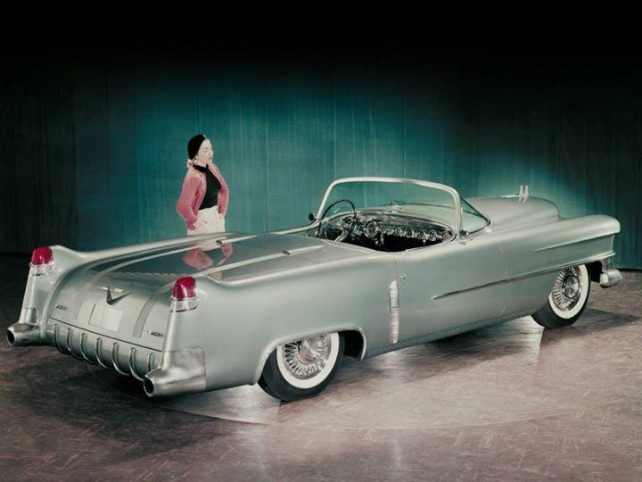 1953 Cadillac Le Mans concept. 10527811