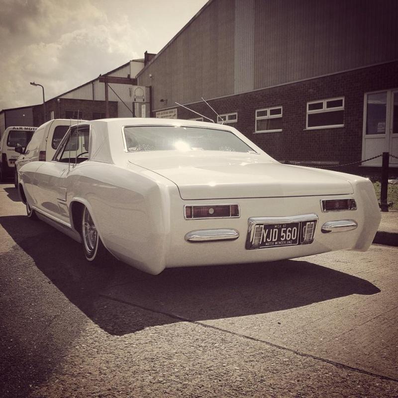 Buick Riviera 1963 - 1965 custom & mild custom 10530812