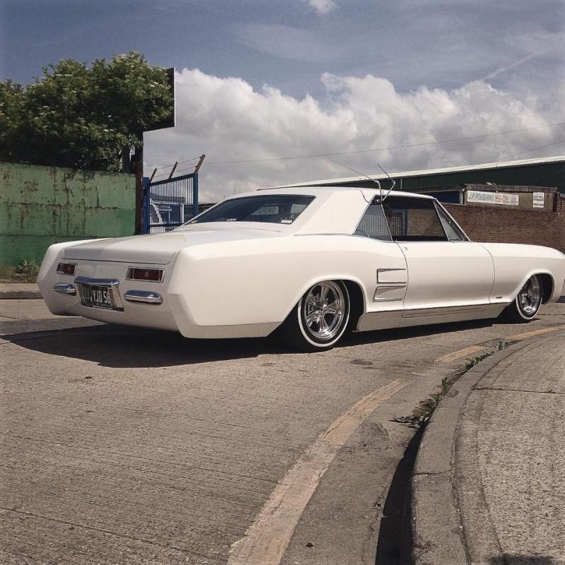 Buick Riviera 1963 - 1965 custom & mild custom 10532811