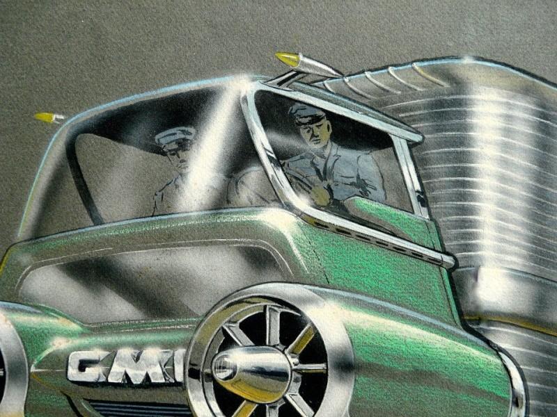 Vintage automotive design illustration. 10543610