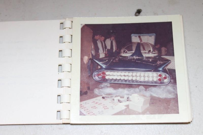 Predicta - Darrill Starbird - 1956 tbird radical bubble top custom 10547110