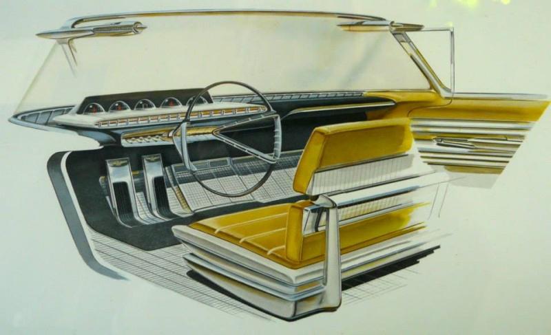 Vintage automotive design illustration. 10547413
