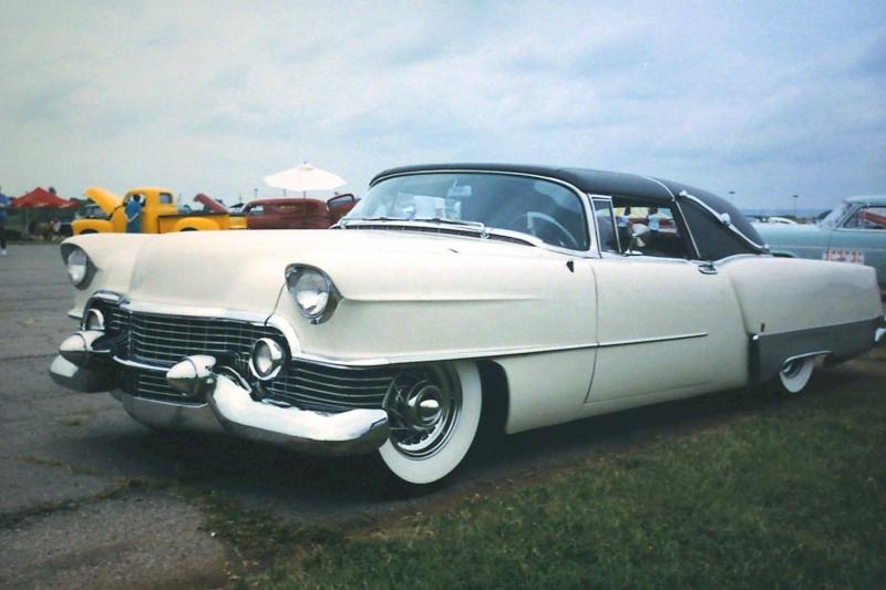 Cadillac 1954 -  1956 custom & mild custom - Page 2 10548110