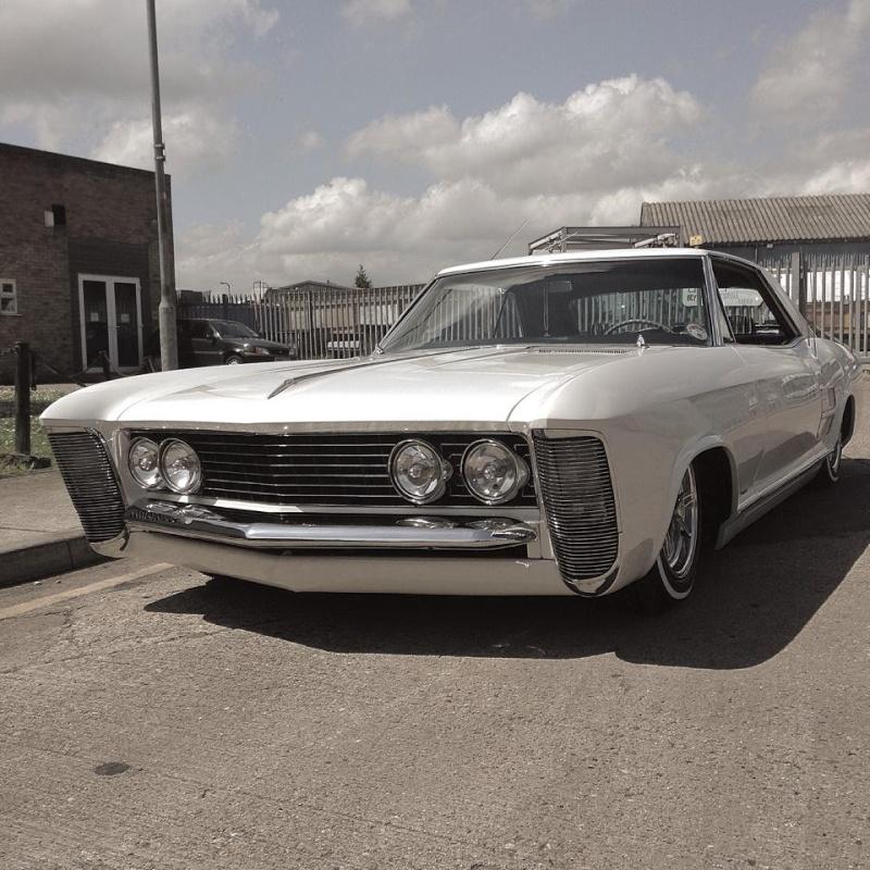 Buick Riviera 1963 - 1965 custom & mild custom 10553512
