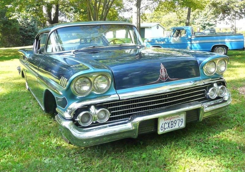 Chevy 1958 custom & mild custom - Page 4 10557110