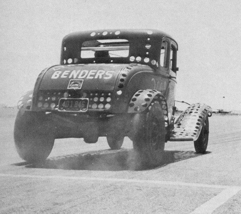 1950's & 1960's hot rod & dragster race 10557412