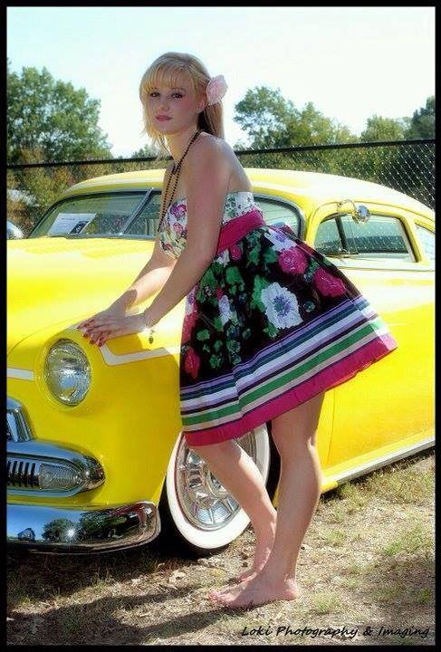 hot rod, custom and classic car babes - Page 6 10559911
