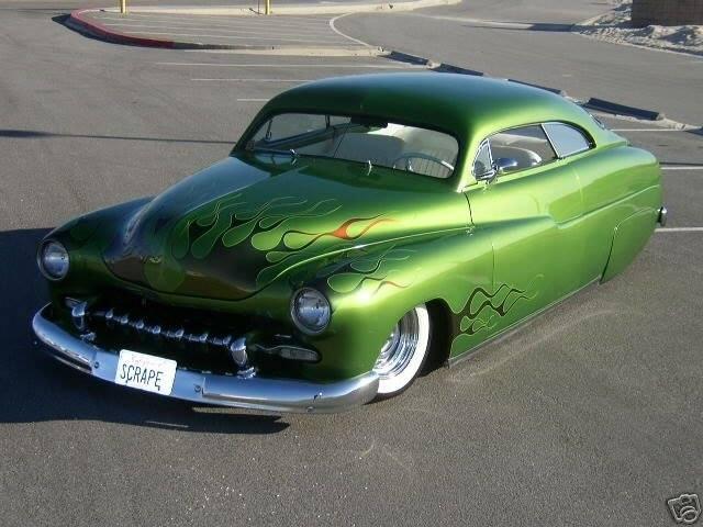 Mercury 1949 - 51  custom & mild custom galerie - Page 17 10561610