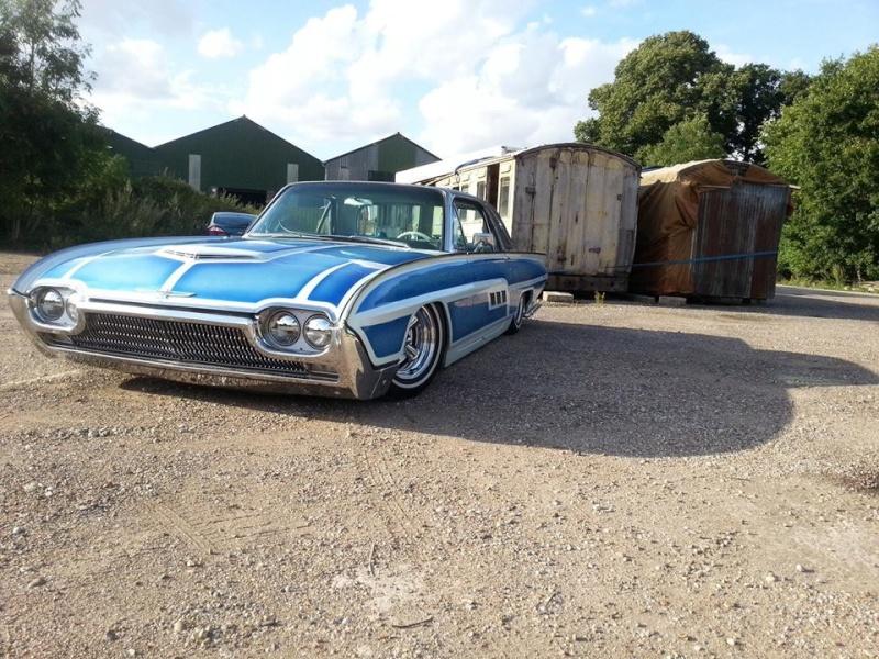 Ford Thunderbird 1961 - 1963 custom & mild custom - Page 3 10561613