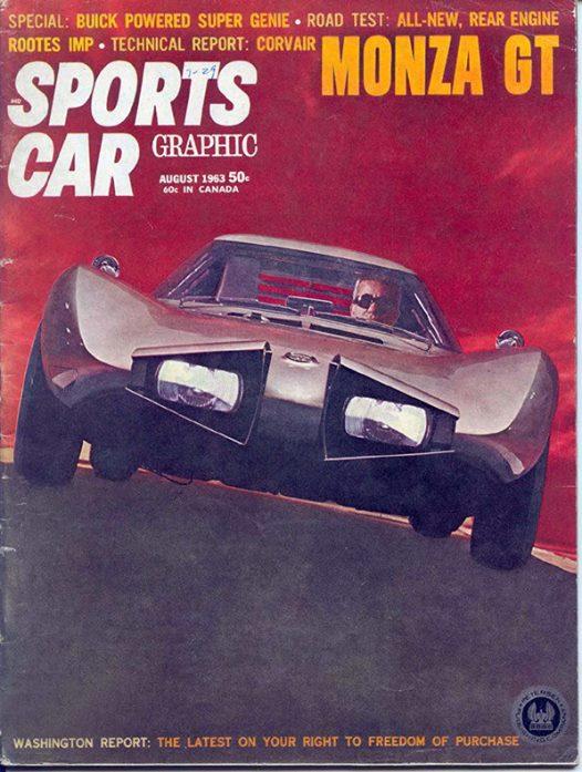 Chevy Monza SS (XP-777) & Monza GT concept cars 10563011