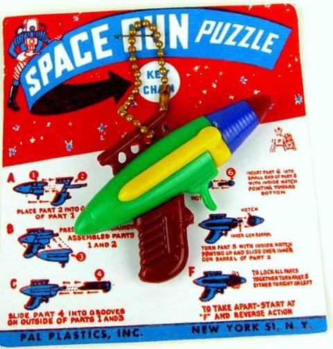 Jouets Spaciaux - Sci-Fi Toys 10563012