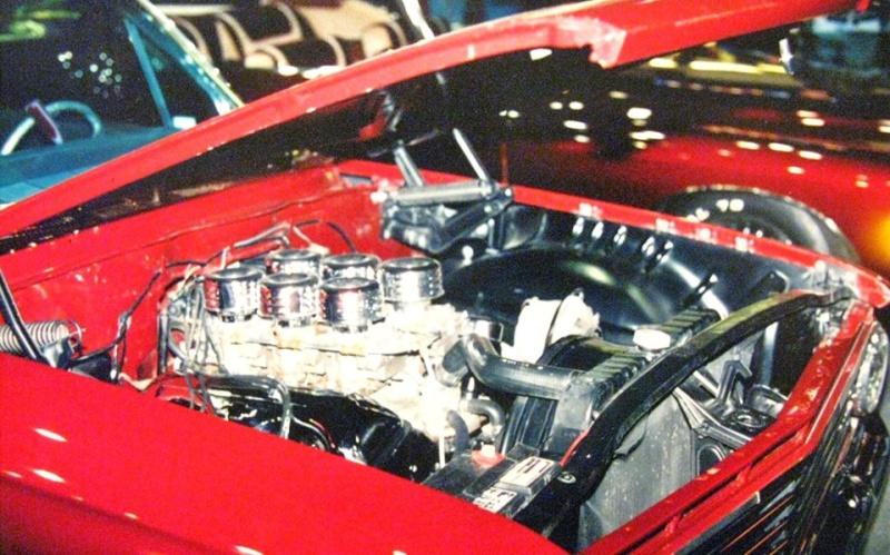 Chevrolet 1961 - 64 custom and mild custom 10565010