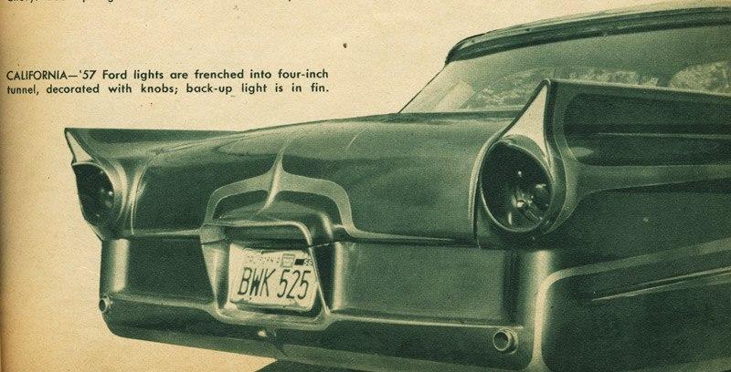 Ford 1957 & 1958 custom & mild custom  - Page 4 10565112