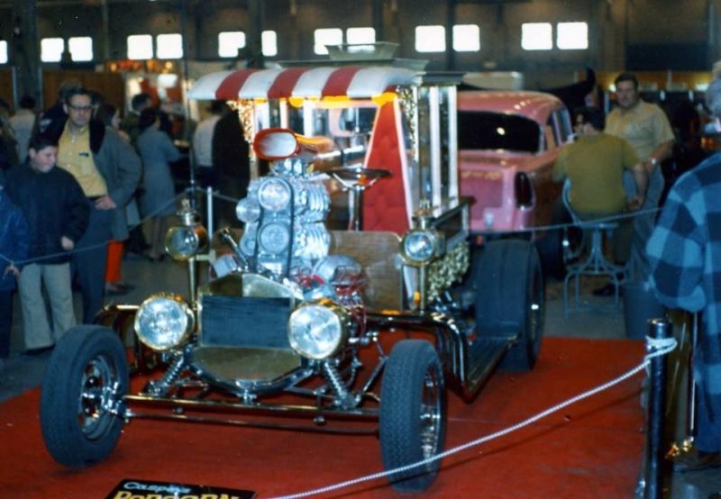 Popcorn Wagon - Carl Casper - 1970 10568812