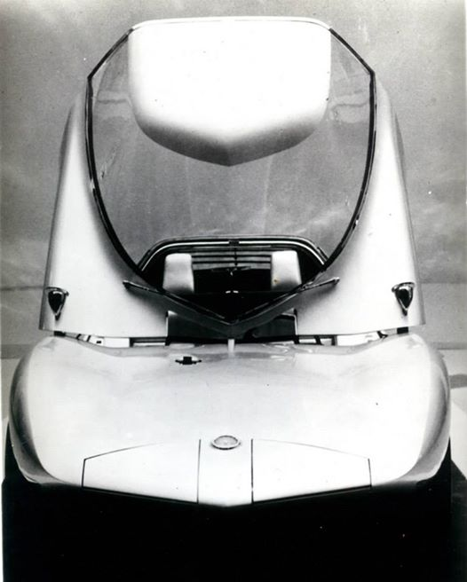 Chevy Monza SS (XP-777) & Monza GT concept cars 10568813