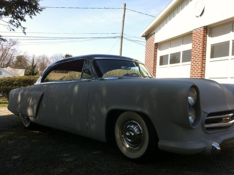 Lincoln  1952 - 1955 custom & mild custom 10568910