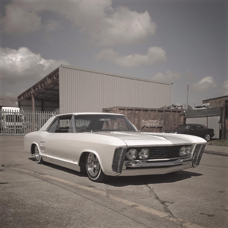 342 Best Images About Buick Riviera 1963 1964 1965 On: 1965 Custom & Mild Custom