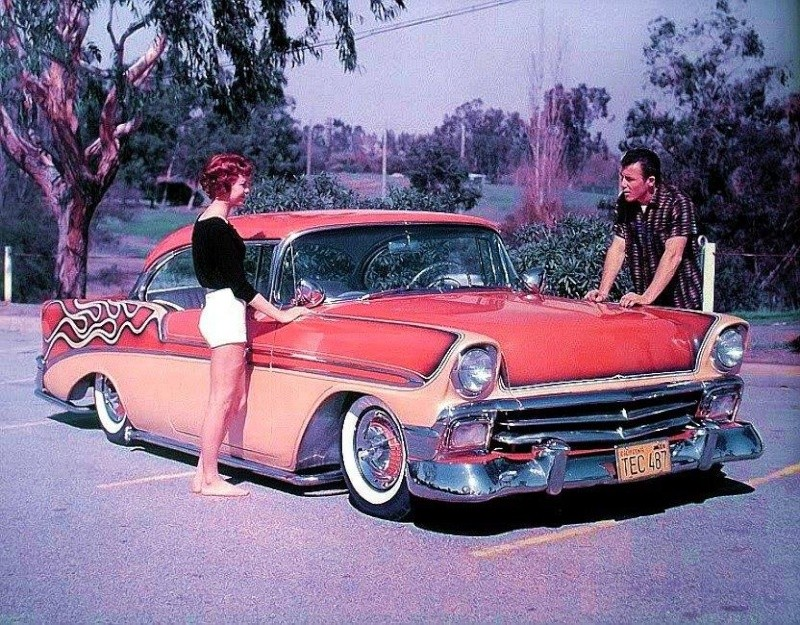 Chevy 1956 custom & mild custom - Page 3 10593013