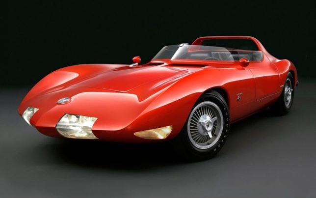 Chevy Monza SS (XP-777) & Monza GT concept cars 10593111