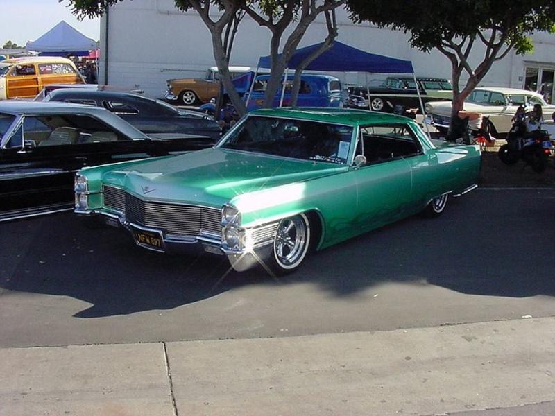 Cadillac 1961 - 1968 Custom & mild custom - Page 3 10600411