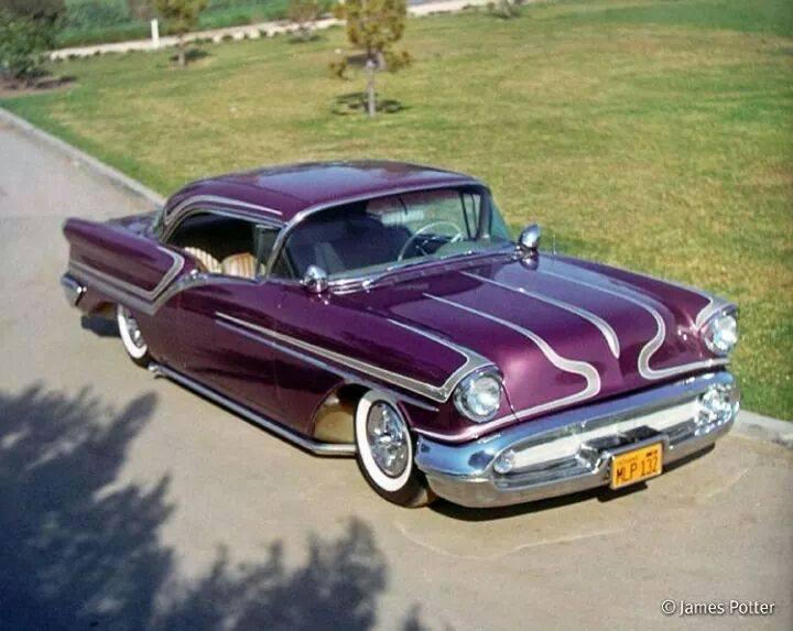 Oldsmobile 1955 - 1956 - 1957 custom & mild custom - Page 3 10600610