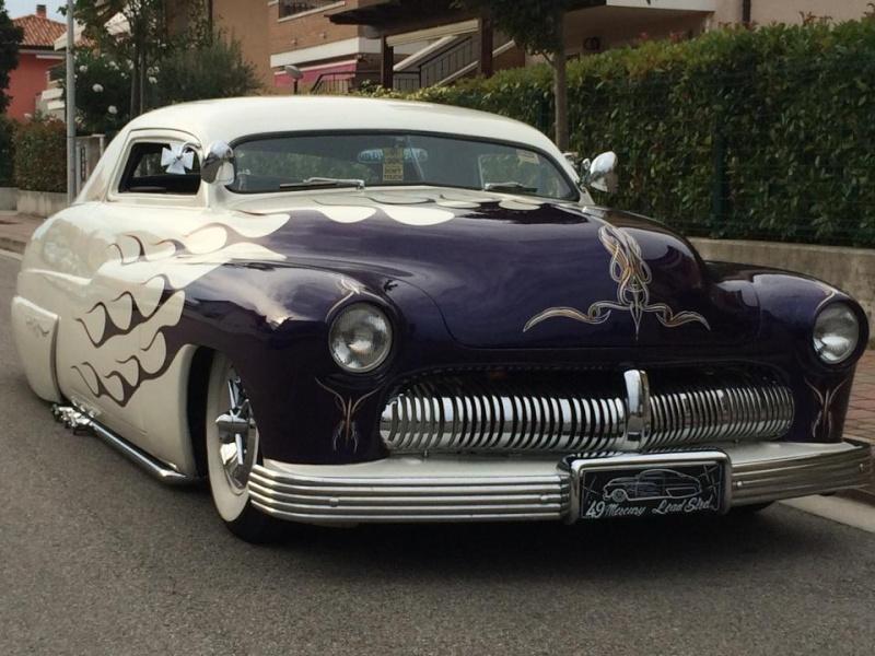 Mercury 1949 - 51  custom & mild custom galerie - Page 17 10603611