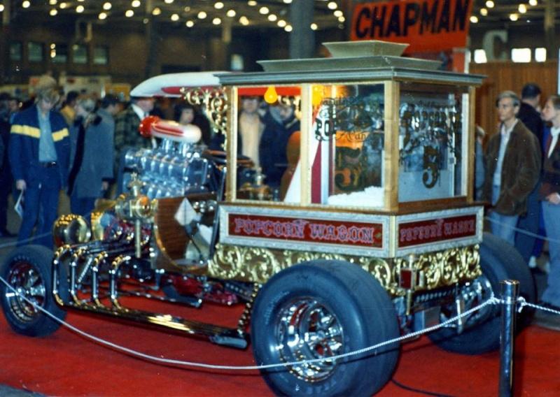 Popcorn Wagon - Carl Casper - 1970 10606310