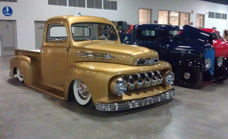 Ford¨Pick up 1948 - 1951 custom & mild custom 10606414