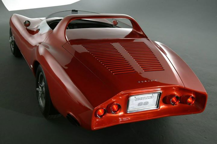 Chevy Monza SS (XP-777) & Monza GT concept cars 10606510
