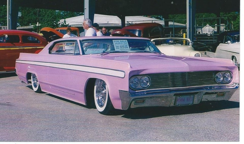 Oldsmobile 1961 - 1964 custom & mild custom 10609615