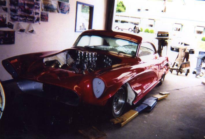 1950 Buick - Gene Howard -  Truly Rare 10612511