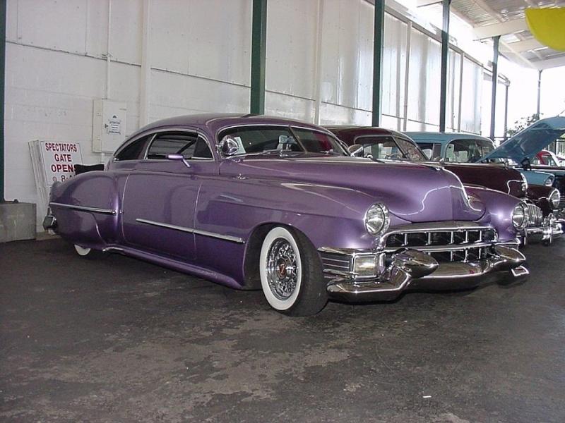 Cadillac 1948 - 1953 custom & mild custom - Page 3 10612714