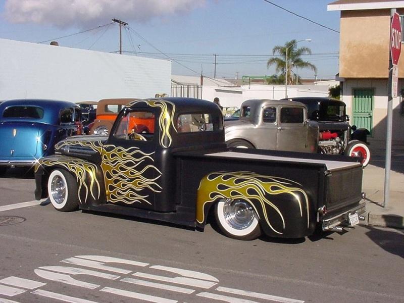 Ford¨Pick up 1948 - 1951 custom & mild custom 10612810