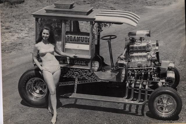 Popcorn Wagon - Carl Casper - 1970 10612911