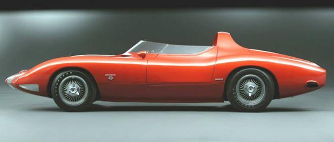 Chevy Monza SS (XP-777) & Monza GT concept cars 10612913