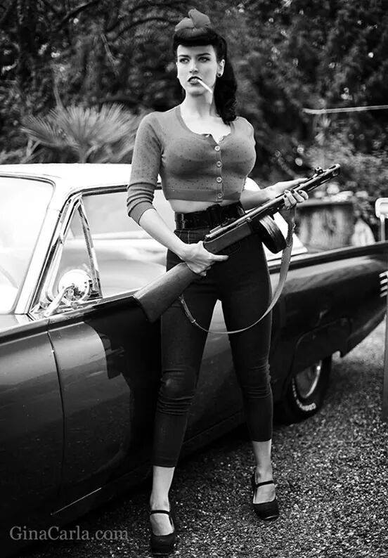 hot rod, custom and classic car babes - Page 6 10613810