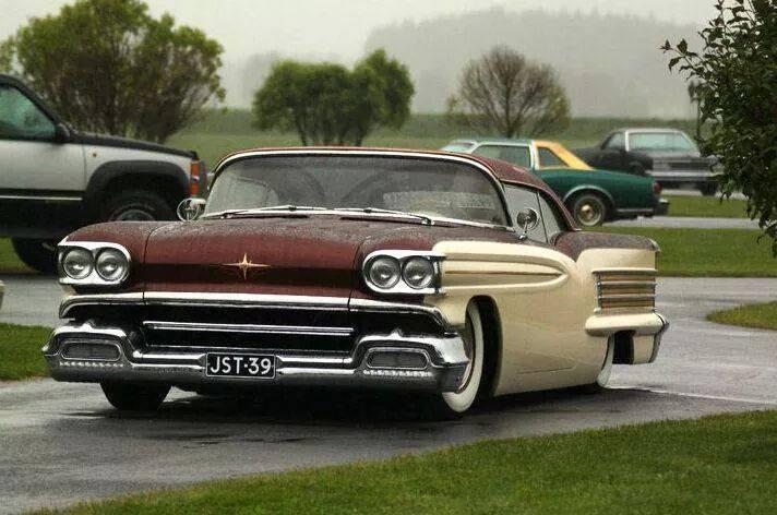 Oldsmobile 1958 - 1960 custom & mild custom 10614210