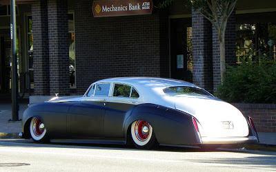 British classic car custom & mild custom - UK - GB - England 10615613