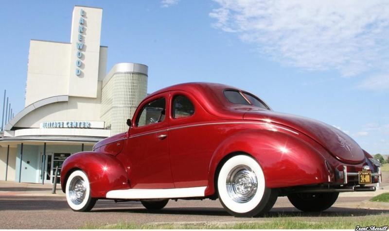 Ford & Mercury 1939 - 40 custom & mild custom - Page 4 10616014