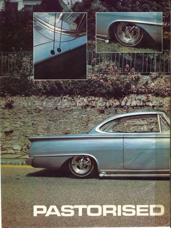 Ford Uk & Deutch customs and mild custom (Ford GB & Allemagne) 10616018