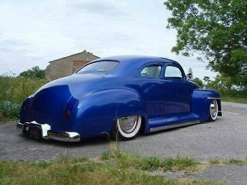 Mopar 1940 - 1950 custom & mild custom 10616413