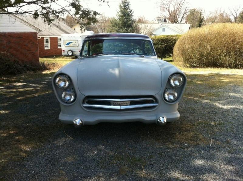 Lincoln  1952 - 1955 custom & mild custom 10624810