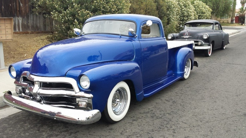 Chevy Pick up 1947 - 1954 custom & mild custom - Page 3 10624811