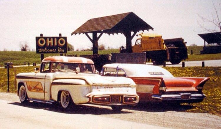 1956 Chevy pick up - Kopper Kart - George Barris 10624912
