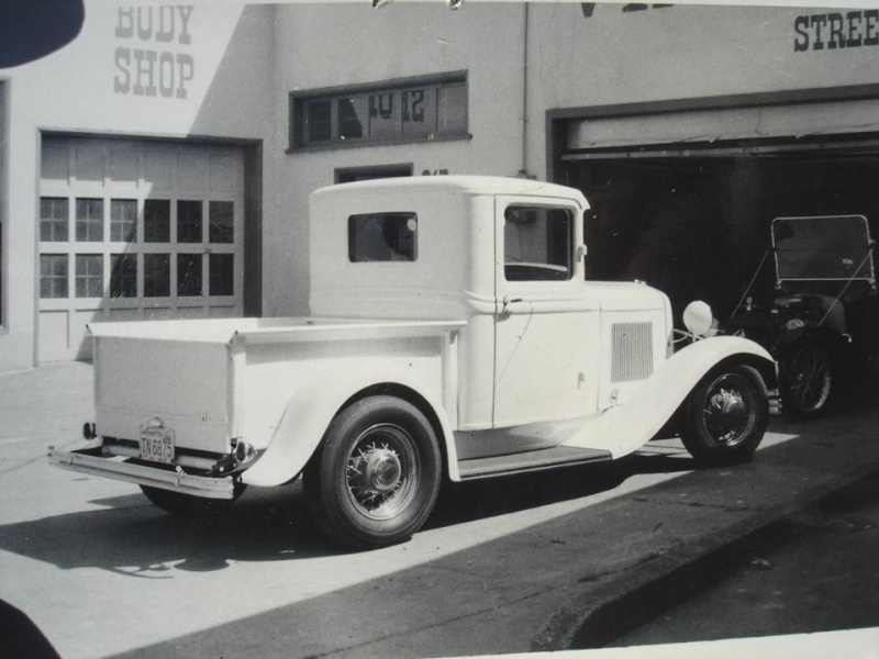"Hot rod in street - Vintage pics - ""Photos rétros"" -  - Page 3 10625011"